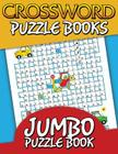 Crossword Puzzle Books (Jumbo Puzzle Book) Cover Image