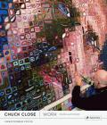 Chuck Close: Work Cover Image