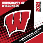 Wisconsin Badgers 2021 12x12 Team Wall Calendar Cover Image