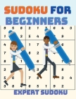 Easy Sudoku for Beginners: Great Activity Book for Relaxation Cover Image