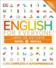 English for Everyone: Nivel 2: Inicial, Libro de Estudio: Curso Completo de Autoaprendizaje Cover Image