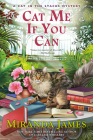 Cat Me If You Can (Cat in the Stacks Mystery #13) Cover Image