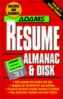 Adams Resume Almanac With Disk Cover Image