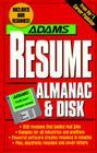Adams Resume Almanac With Disk Cover Image