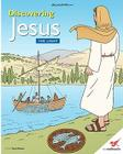 Discovering Jesus. The Light: Children's Bible Cover Image