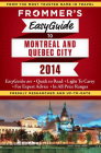 Frommer's Easy Guide to Montreal and Quebec City Cover Image