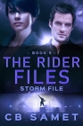 Storm File (the Rider Files Book 5) Cover Image