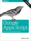 Google Apps Script: Web Application Development Essentials Cover Image