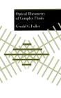 Optical Rheometry of Complex Fluids (Topics in Chemical Engineering) Cover Image