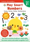 Play Smart Numbers Age 2+: At-home Activity Workbook Cover Image