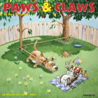 Gary Patterson's Paws N Claws 2022 Wall Calendar Cover Image