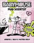 Mad Scientist (Babymouse (Prebound) #14) Cover Image