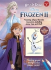 Learn to Draw Disney Frozen 2: Featuring all your favorite characters, including Anna, Elsa, and Olaf! (Licensed Learn to Draw) Cover Image