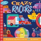 Wonder Wheel Crazy Racers: Mix and Match Board Book Cover Image