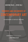 Theories and Documents of Contemporary Art: A Sourcebook of Artists' Writings (Second Edition, Revised and Expanded by Kristine Stiles) Cover Image
