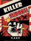 Killer Sudoku: Easy Killer Sudoku Puzzle Books, Killer Soduko Book Cover Image