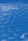 Guyana: Microcosm of Sustainable Development Challenges (Routledge Revivals) Cover Image