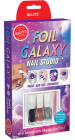 Foil Galaxy Nails Cover Image