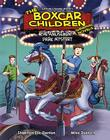 The Amusement Park Mystery (Boxcar Children Graphic Novels #10) Cover Image