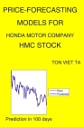 Price-Forecasting Models for Honda Motor Company HMC Stock Cover Image