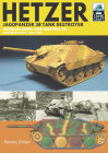 Hetzer - Jagdpanzer 38 Tank Destroyer: German Army and Waffen-SS Western Front, 1944-1945 (Tankcraft) Cover Image