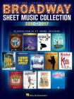 Broadway Sheet Music Collection: 2010-2017 Cover Image