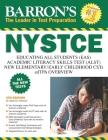 NYSTCE: EAS / ALST / CSTs / edTPA (Barron's Test Prep NY) Cover Image