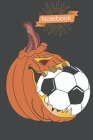 Halloween Ball Notebook: Excellent Gift For Halloween Cover Image