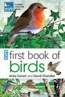 Rspb First Book of Birds Cover Image