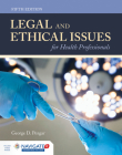 Legal and Ethical Issues for Health Professionals Cover Image
