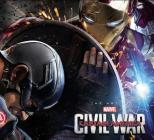 Marvel's Captain America: Civil War: The Art of the Movie Cover Image