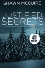 Justified Secrets: A Whispering Pines Mystery, Book 9 Cover Image