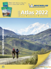 Michelin North America Large Format Road Atlas 2022: USA - Canada - Mexico Cover Image