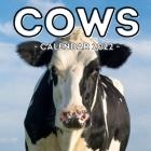 Cows Calendar 2022: 16-Month Calendar, Cute Gift Idea For Cow Lovers Women & Men Cover Image