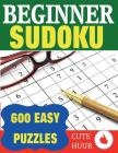 Beginner Sudoku: 600 Easy Puzzles Cover Image
