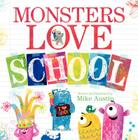 Monsters Love School Cover Image