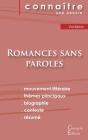 Fiche de lecture Romances sans paroles de Verlaine (Analyse littéraire de référence et résumé complet) Cover Image