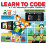 Learn to Code Kit (4 Books and Downloadable App): Fun, Easy Way to Begin Computer Programming Cover Image