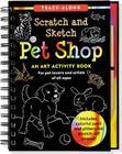 Scratch & Sketch Pet Shop Cover Image