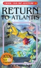 Return to Atlantis (Choose Your Own Adventure #18) Cover Image