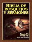 Biblia de Bosquejos y Sermones-RV 1960-Apocalipsis Cover Image