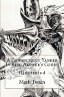 A Connecticut Yankee in King Arthur's Court: Illustrated Cover Image