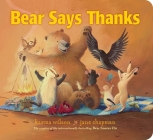 Bear Says Thanks (Classic Board Books) Cover Image