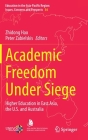 Academic Freedom Under Siege: Higher Education in East Asia, the U.S. and Australia (Education in the Asia-Pacific Region: Issues #54) Cover Image