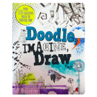 Doodle, Imagine, Draw: Over 150 Creative Ideas to Inspire You Cover Image