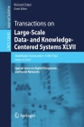 Transactions on Large-Scale Data- And Knowledge-Centered Systems XLVII: Special Issue on Digital Ecosystems and Social Networks Cover Image