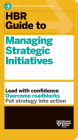 HBR Guide to Managing Strategic Initiatives Cover Image