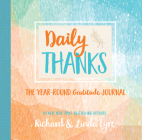 Daily Thanks: The Year-Round Gratitude Journal Cover Image