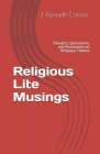 Religious Lite Musings: Thoughts, Speculation, and Provocation on Religious Themes Cover Image