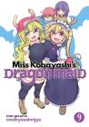 Miss Kobayashi's Dragon Maid Vol. 9 Cover Image